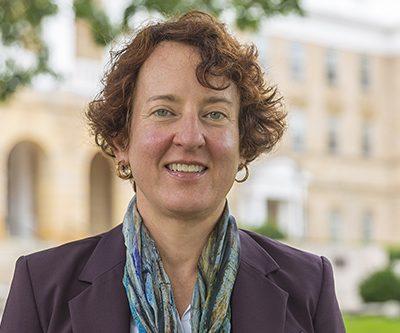 Associate Dean for Advancement, Arts & Humanities Sue Zaeske