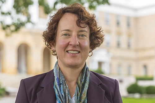 Associate Dean for Advancement, Arts & Humanities Sue Zaeske