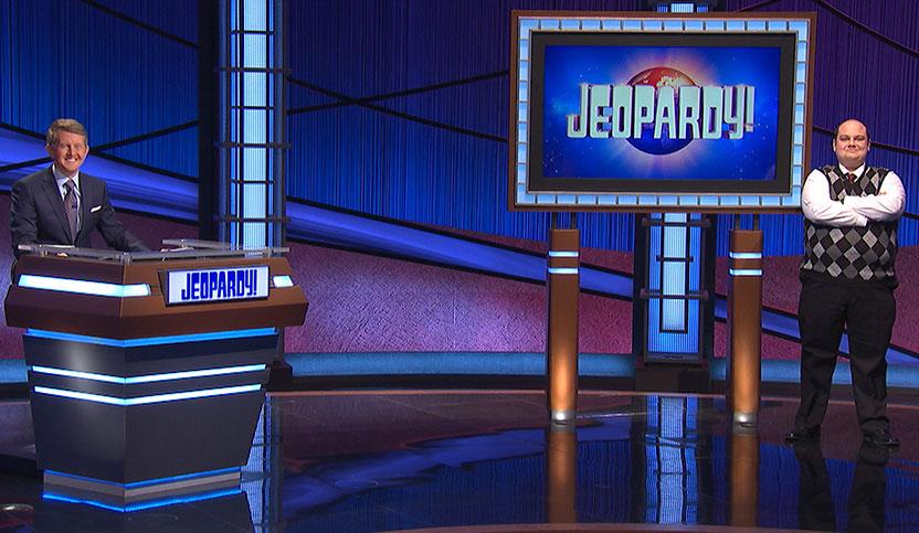 Lance St. Laurent on Jeopardy!